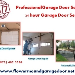 Garage Door Repair IN Flower Mound