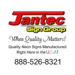 Jantec Sign