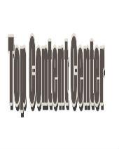 Top Content Center