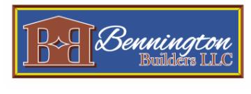Bennington Builders, LLC