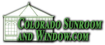 Colorado Sunroom and Window