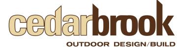 Cedarbrook Deck & Patio