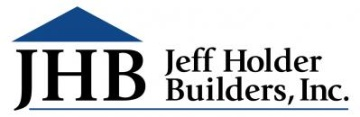 Jeff Holder Builders