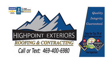 HighPoint Exteriors Roofing & Contracting