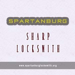 Spartanburg Sharp Locksmith