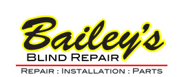 Bailey's Blind Repair