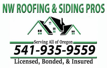 Nw Roofing And Siding Pros Creswell Or 97426