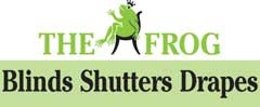 THE FROG Blinds Shutters Drapes