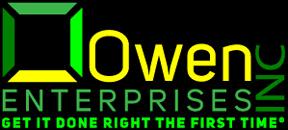Owen Enterprises Inc.