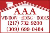 AAA Window Siding Doors