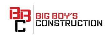 Big Boy's Construction Inc