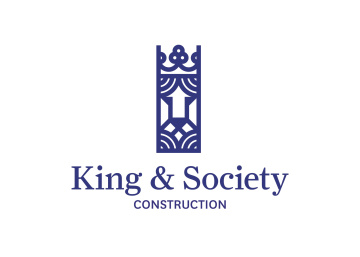 King and Society Construction