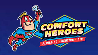 Comfort Heroes Plumbing, Heating and Air