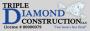 Triple Diamond Construction