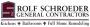 Rolf Schroeder General Contractors, Inc