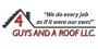 4 Guys & A Roof LLC