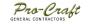 Pro-Craft General Contractors Inc.