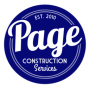 Page Construction Services, LLC.