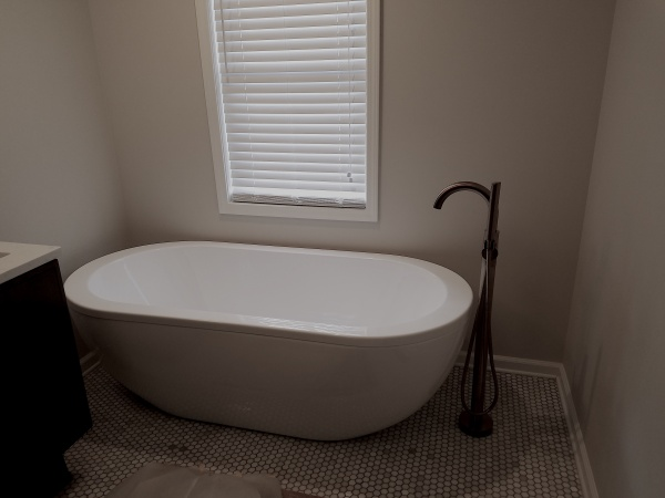 Hank Marcum Working On Bathroom Remodeling Stunning Bathroom Remodeling Nashville