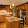 Photo by Otterbeck Builders Inc.. Castleton, NY, Design, Build, Remodel, Kitchen, Remodel, Fireplace, Remodel Project - thumbnail